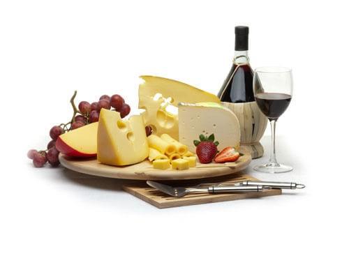 גבינות ומוצרי חלב